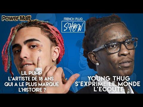 Lil Pump l'artiste de 18 ans qui a le plus marqué l'histoire ? Young Thug s'exprime : on l'écoute