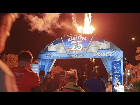 2018 Walt Disney World Marathon Rundisney Walt Disney World