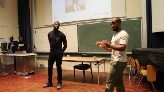 pt2 - Andy Ayim and MrWorkSmarter at Amos Bursary Conference