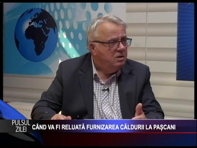 CAND VA FI RELUATA FURNIZAREA CALDURII LA PASCANI