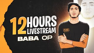 BABAOP IS LIVE | ROAD TO CONQUEROR  | PUBG MOBILE