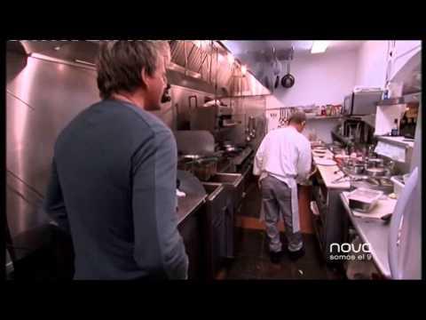 Pesadilla en la cocina 1x07 Finn McCools