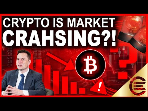 CRYPTO MARKET FLASH CRASH?! WHATS HAPPENING?! BITCOIN, ETHEREUM, AND ALTCOINS! 🚨⚠️