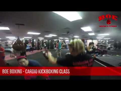 Boe Boxing Gym Las Vegas Nevada