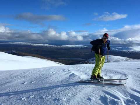 Inverness Backcountry Snowsports Club 2014 Season