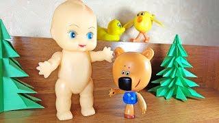 Ми-Ми-Мишки и Инопланетная Ванна/ Играем в Игрушки/ Детское Видео для Малышей/ Супер Игрушки ТВ