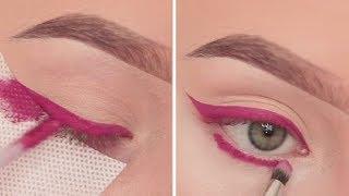15 Best Eyeliner Tutorials & Looks 2018 😱 How To Apply Eyeliner Like a PRO!
