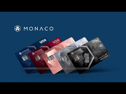 Monaco Visa Debit Card Token Sale and Product Overview - English Version.