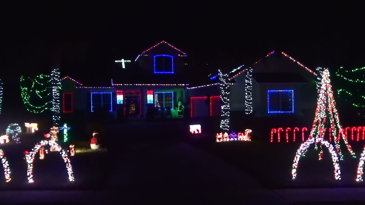 Christmas Lights Synchronized To Music Kits
