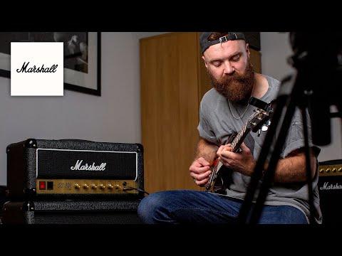 Simon Delaney | Don Broco | Studio Classic Playthrough | Marshall