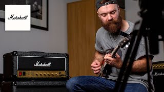 Simon Delaney   Don Broco   Studio Classic Playthrough   Marshall