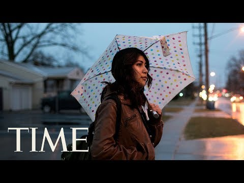 A Dreamers Life: DACA Recipient Corina Barranco Talks About Her Relationship With The Police   TIME