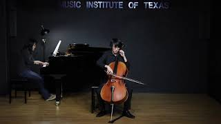 11 A. Dvorak Concerto in B minor, Op.104 mvt 1, Allegro - Ethan Tan