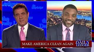 Organizer of the Philadelphia Cleanup, Darius Mayfield, on Making America Clean Again