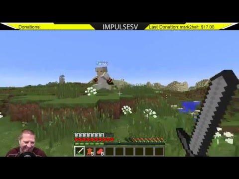 Live Stream Replay 04/14/2016 - Interactive Minecraft on Beam with TangoTek!