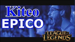 10 KITEOS EPICOS league of legends