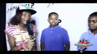KIDZ-KO-ACT DJAY LEE RED CARPET B-DAY BASH