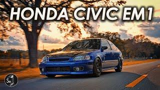 The Absurd $140,000 Honda Civic Si EM1