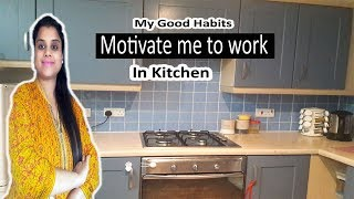 Everday Useful Kitchen Tips  # How to motivate to cook in kitchen #Habbits For Neat & Clean Kitchen