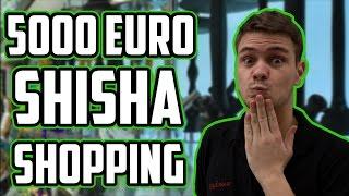 MEIN SHOP ENTSTEHT #2  5000€ Shisha Shoping im Bulletshop Berlin I Paulos World Shisha Shop Leipzig