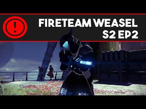 Fireteam Weasel S2 Ep. 2: Bannerfail (Destiny Machinima)