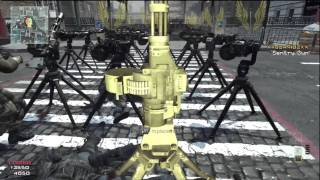 Mw3 Sentry Gun Epicness