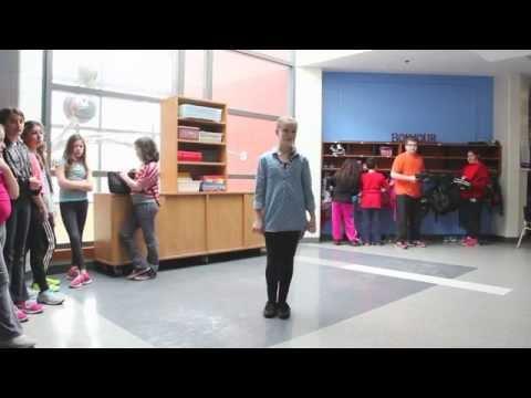 Margaret Manson Elementary School- Puzzle Pieces Project 2014