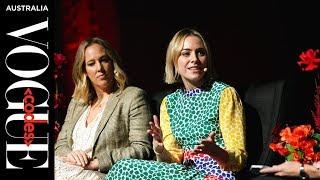 Fashion meets tech   Vogue Codes expert panel   Vogue Australia
