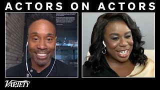 Billy Porter & Uzo Aduba on 'Pose,' 'In Treatment,' and Reinventing Typecasts | Actors on Actors