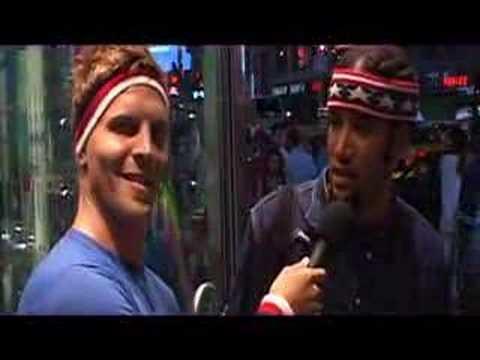 Hilarious Ben Harper Interview