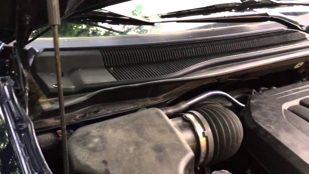 Solved My Weird Wind Noise 2014 Dodge Grand Caravan Part 2 Youtube 2011 Fuse Box