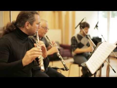 Bolivar Soloists at Emil Berliner Studios - Juan Bautista Plaza: Curruchá