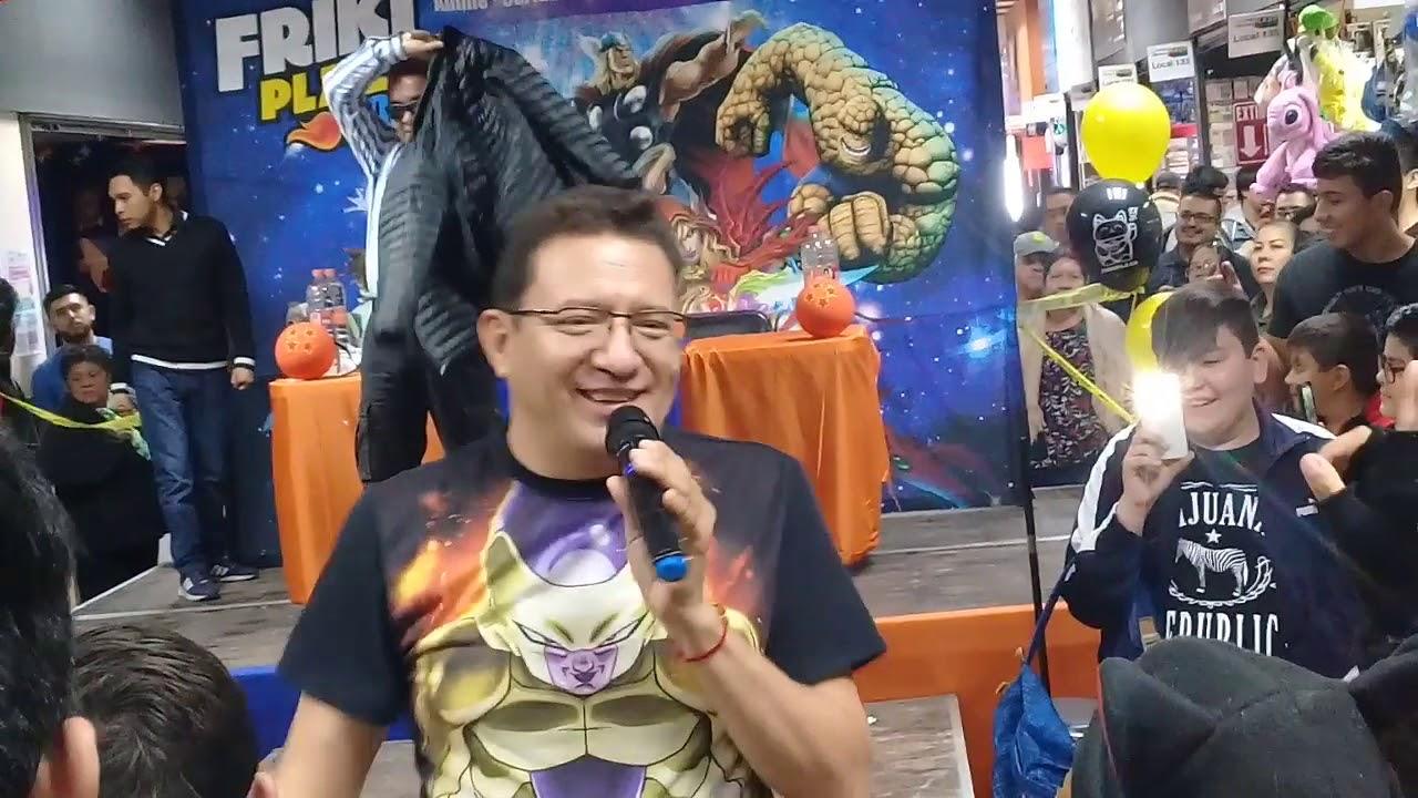 Mortal Kobat 11 si tendra doblaje latino Gerardo Reyero y Mario Castañeda en tijuana 14/12/18