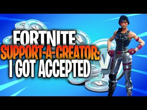 "Fortnite Support-A-Creator Event:  How To Support A Creator.  Use ""TABORTIME"" To Help Support Me!"