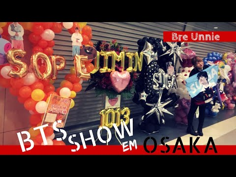 Show BTS - Japan - Osaka