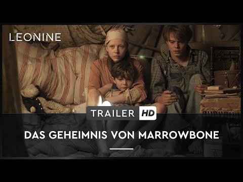 Das Geheimnis von Marrowbone - Trailer (deutsch/german; FSK 12)