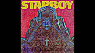 Starboy (feat. Daft Punk) - The Weeknd | MP3 To MIDI