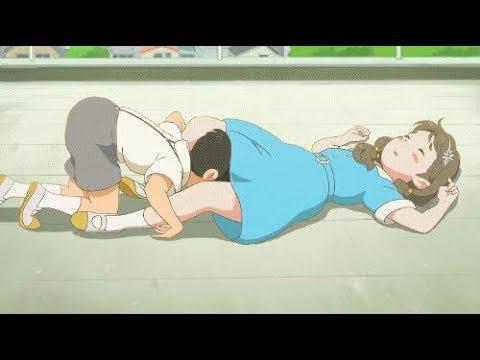 Смешные ржачный аниме -