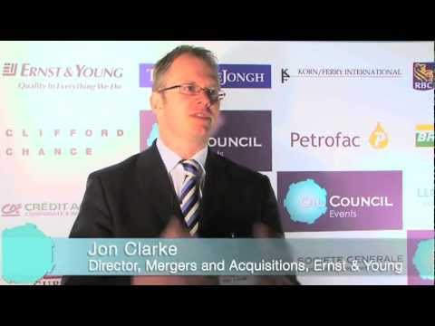 OIL COUNCIL: Jon Clarke Interview,  Oil Council World Assembly.