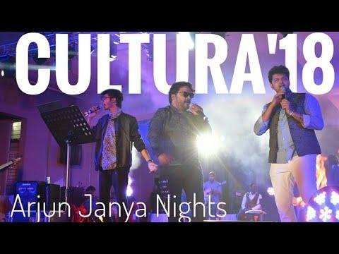 CMRIT Cultura 18| Cultural Fest| Success Of Cultura 18 | CMRIT Bangalore | Arjun Janya Live Concert