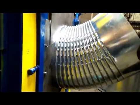 Видео Станок для изготовления брикетов