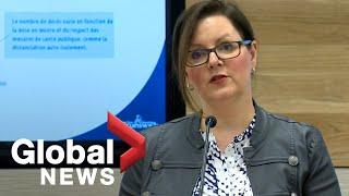 Coronavirus outbreak: New Brunswick announces 3 new COVID-19 cases, provincial total hits 111 | FULL
