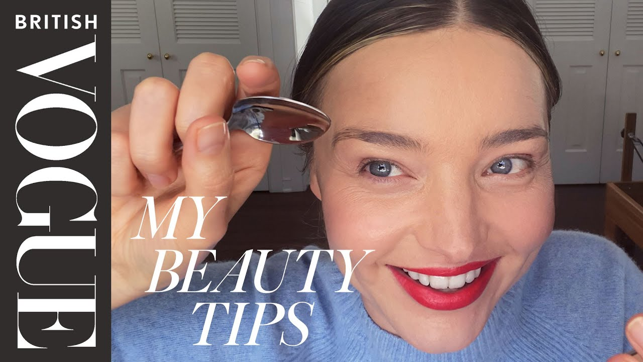 Miranda Kerr's Date-Night Beauty Routine | British Vogue