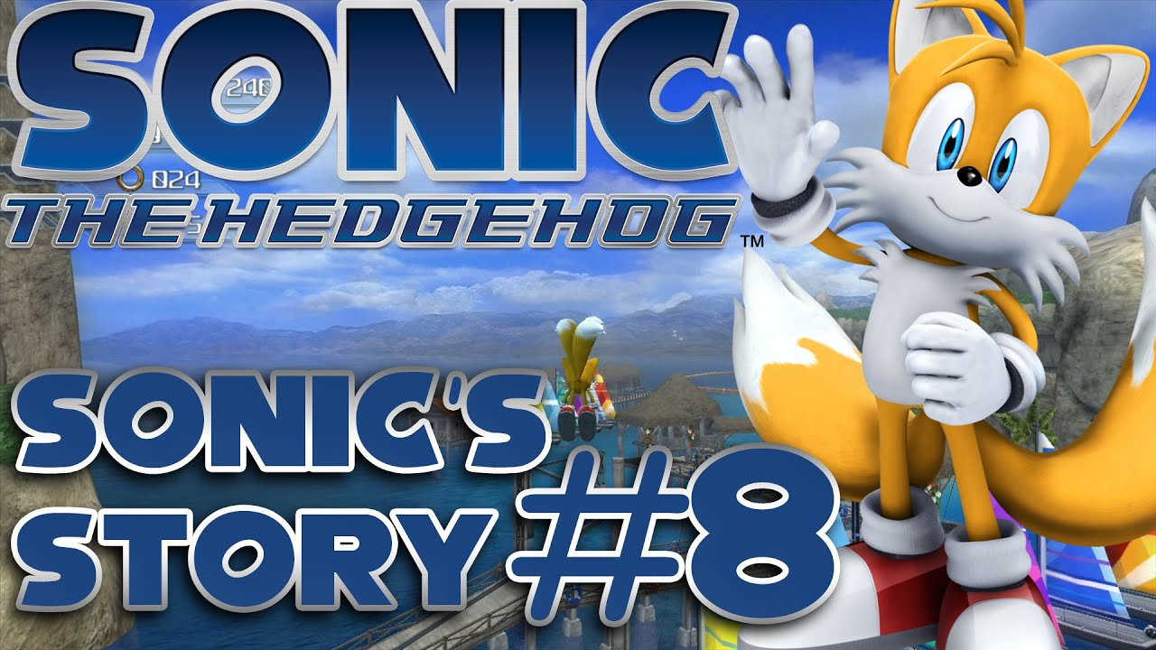 Sonic The Hedgehog 2006 Sonics Story Part 8 Wave Ocean As Tails