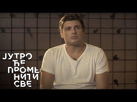 Jutro će promeniti sve - Andrija Kuzmanović o ulozi Ljube