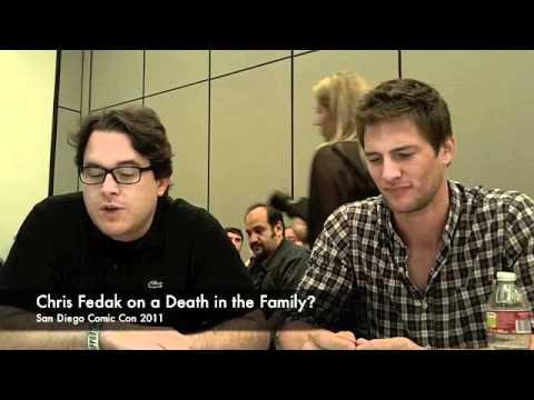Chris Fedak and Ryan McPartlin talk CHUCK