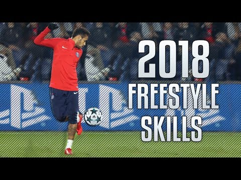 Football Freestyle Skills 2017/18 HD