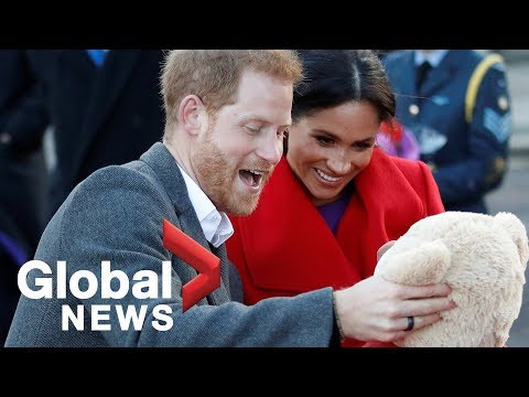 Lulu - Meghan Markle Takes Baby Name Suggestion From 7Yr. Old Girl