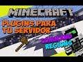 Minecraft: Plugins para tu Servidor - CommandRegions (Ejecuta Comandos al Entrar a Regiones)