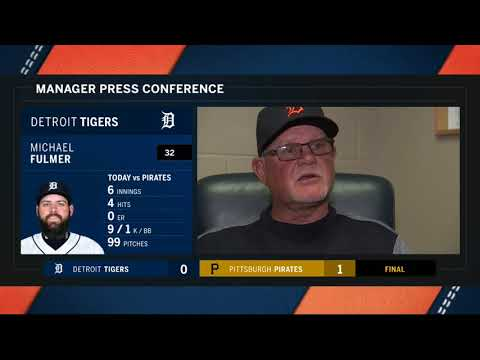 Tigers LIVE 4.26.18: Ron Gardenhire
